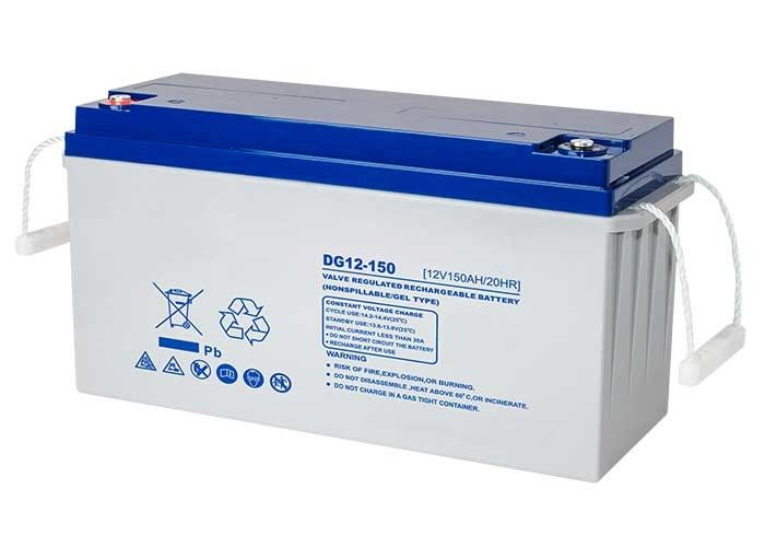 Colloid Deep Cycle Lead Acid Battery 12V  180Ah  20 Years Floating Design Life