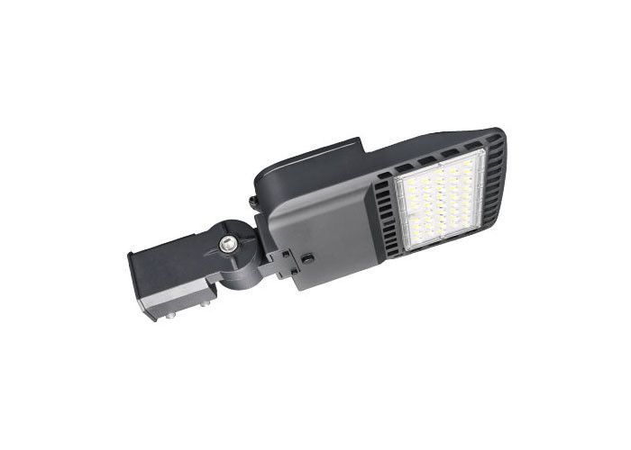 Warm White Led Street Light 60W 9300lm Led Shoebox Area Light 50000 Hours  Lifespan